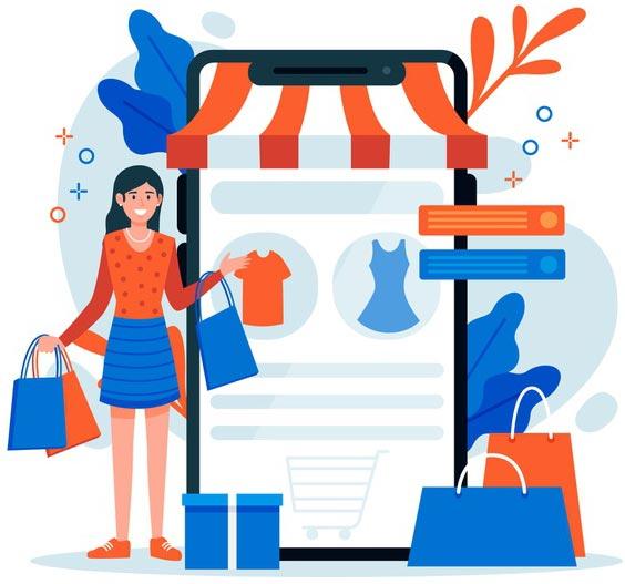 طراحی-اپلیکیشن-فروشگاهی