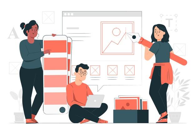 مراحل-طراحی-اپلیکیشن-خبری