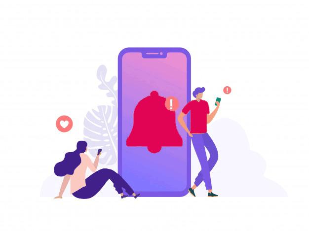 ارسال-پیام-طراحی-اپلیکیشن-در-تهران