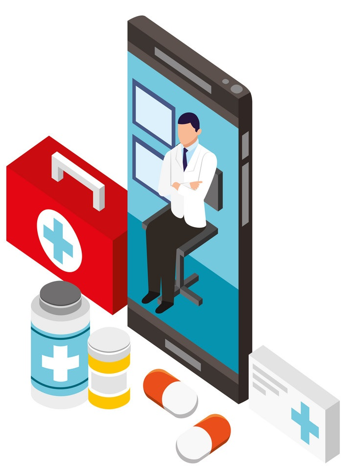 فواید-طراحی-اپلیکیشن-پزشکی